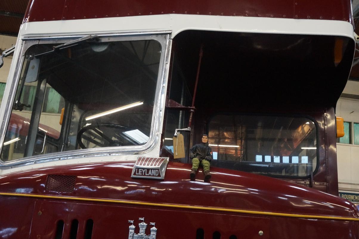 MAM visiting The Scottish Vintage Bus Museum. 74_EF04_A2-_A9_D4-496_B-_B49_D-6559_A39_A9734