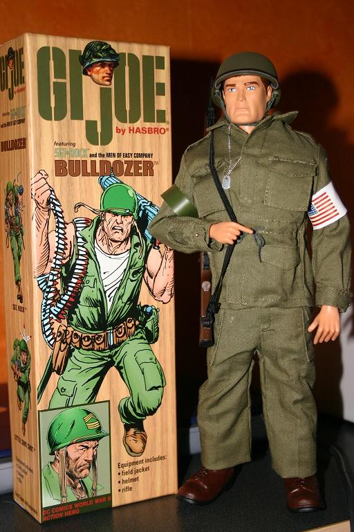 the_pauley's men Easy_Company_-_Bulldozer