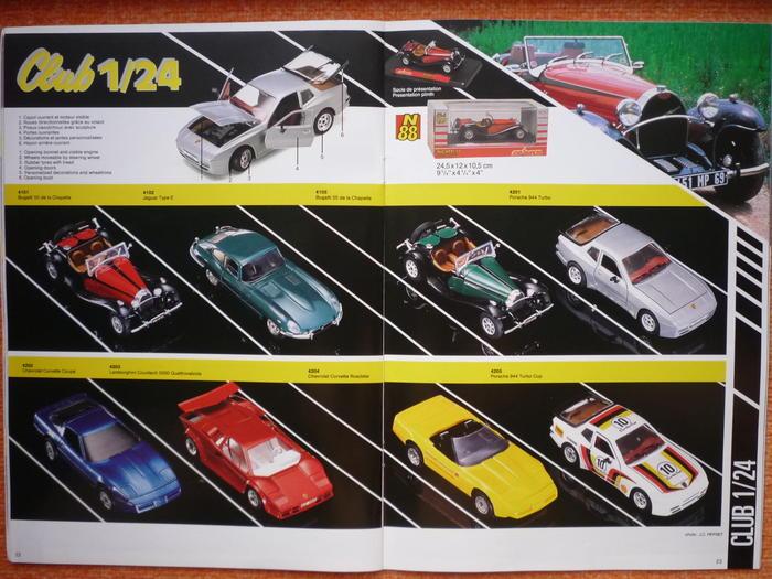 1988 DIN-A-4 Catalogue 4707852