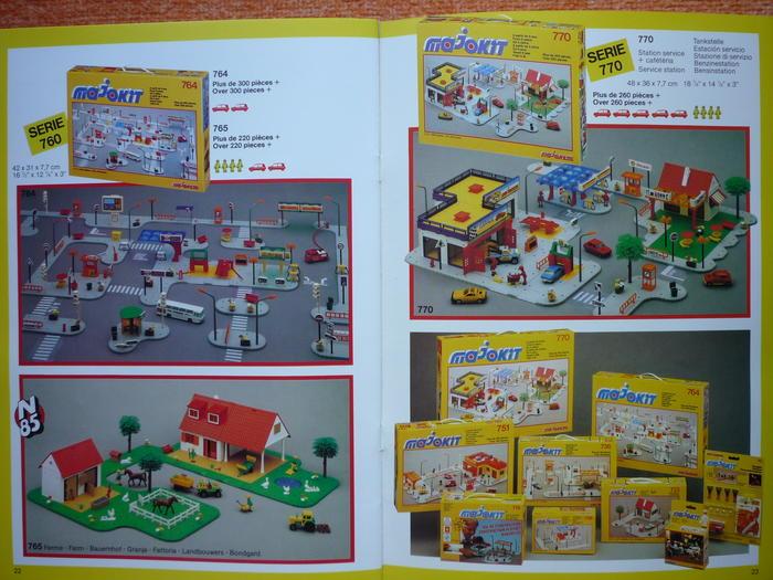 1985 DIN-A-4 Catalogue 5138787