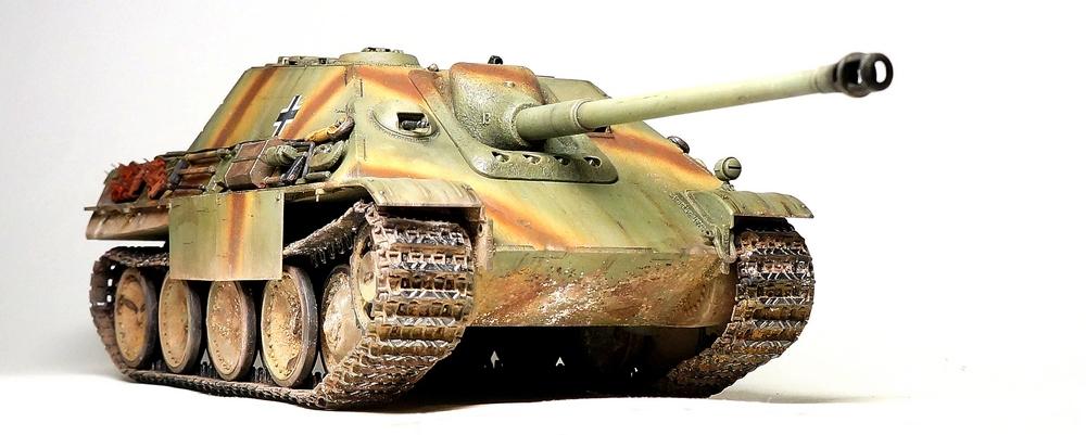 Sd.Kfz. 173 Jagdpanther 8yrPS