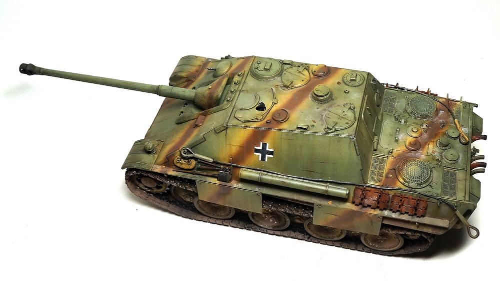 Sd.Kfz. 173 Jagdpanther 968SP