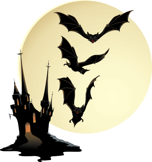 Клипарты: хэллоуин - Страница 2 E0HUL