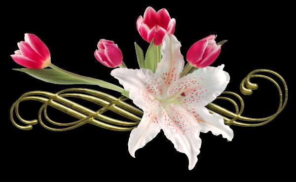 Разделители: цветы - Страница 2 GmulX