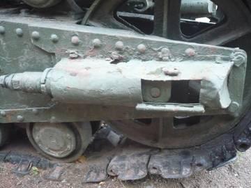 203-мм гаубица образца 1931 года Б-4  (Артиллерийский музей С.Петербург 2013) 5RomF