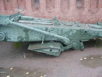 203-мм гаубица образца 1931 года Б-4  (Артиллерийский музей С.Петербург 2013) Bb3Hd