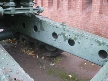 203-мм гаубица образца 1931 года Б-4  (Артиллерийский музей С.Петербург 2013) GcwFN