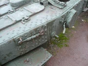 203-мм гаубица образца 1931 года Б-4  (Артиллерийский музей С.Петербург 2013) HRGtA