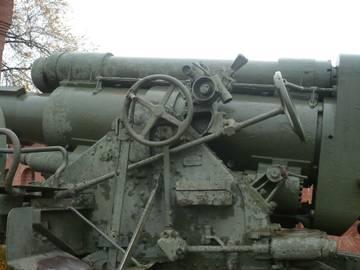 203-мм гаубица образца 1931 года Б-4  (Артиллерийский музей С.Петербург 2013) KbpHf