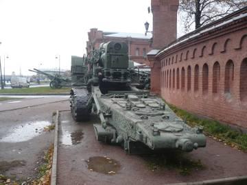 203-мм гаубица образца 1931 года Б-4  (Артиллерийский музей С.Петербург 2013) QxKJw