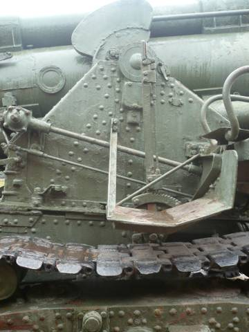 203-мм гаубица образца 1931 года Б-4  (Артиллерийский музей С.Петербург 2013) Exlan