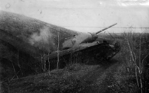 КВ-13 («Объект 233») - средний танк FheC1