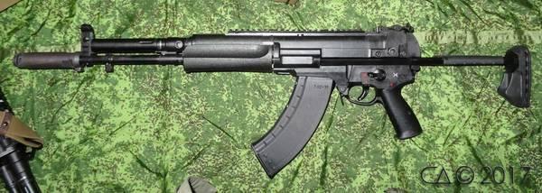 Russian Assault Rifles/Carbines/Machine Guns Thread: #2 HbS9C