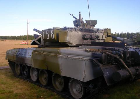 Т-80УД («Объект 478Б») - основной боевой танк UcZjA