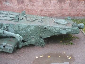 203-мм гаубица образца 1931 года Б-4  (Артиллерийский музей С.Петербург 2013) XirjQ