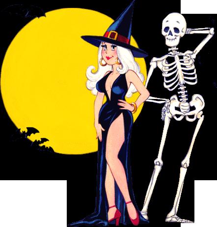 Клипарты: хэллоуин XaTBi