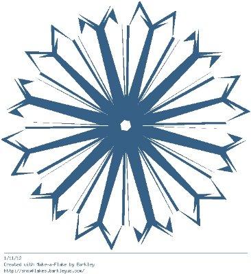 Зимнее рукоделие - вырезаем снежинки! - Страница 10 5687db8a8567