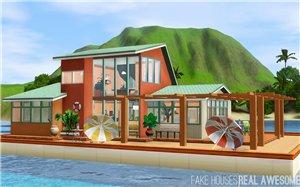 Плавучие, прибрежные дома - Страница 4 0ec00fcdb650