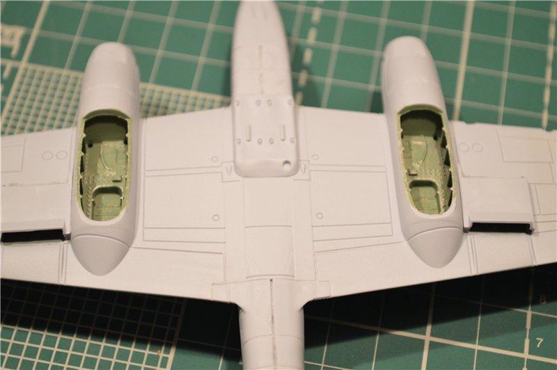 Bf-110 C-4/B (Airfix)  1/72 2ee375bc90a5