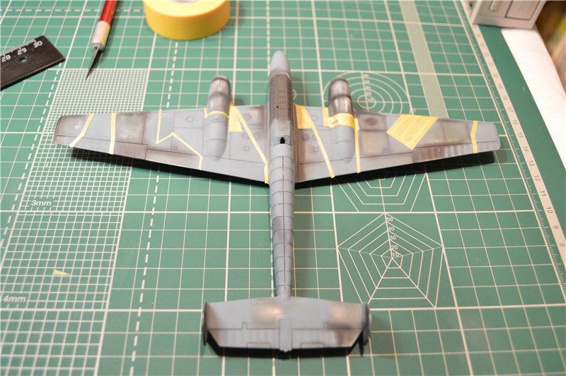 Bf-110 C-4/B (Airfix)  1/72 1f230203cfc6