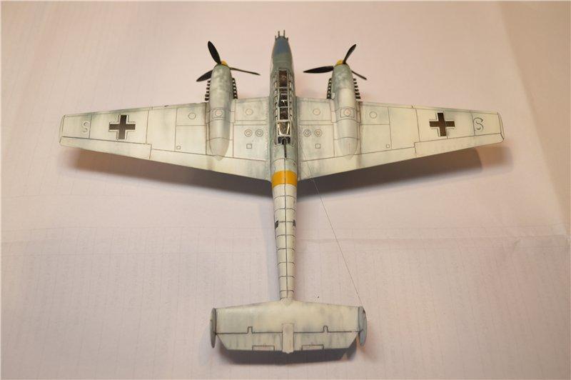 Bf-110 C-4/B (Airfix)  1/72 25fdaf2677d9