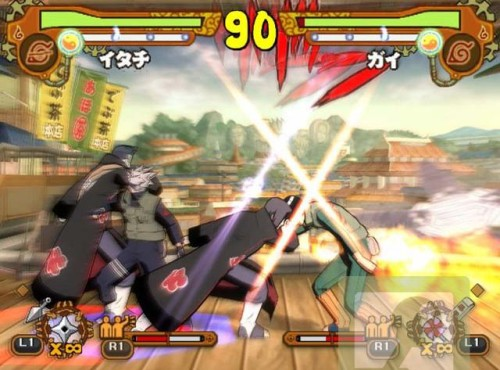 Naruto Shippuden: Ultimate Ninja  5 95e1b042e1d7