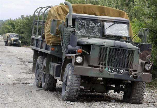 2008 South Ossetia War: Photos and Videos 2255914bbde0