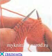 Учимся вязать спицами - Страница 2 Ac99845ca16bt