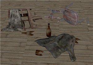 Грязные, испорченные, заброшенные, кровавые объекты - Страница 8 530e7f0135ea