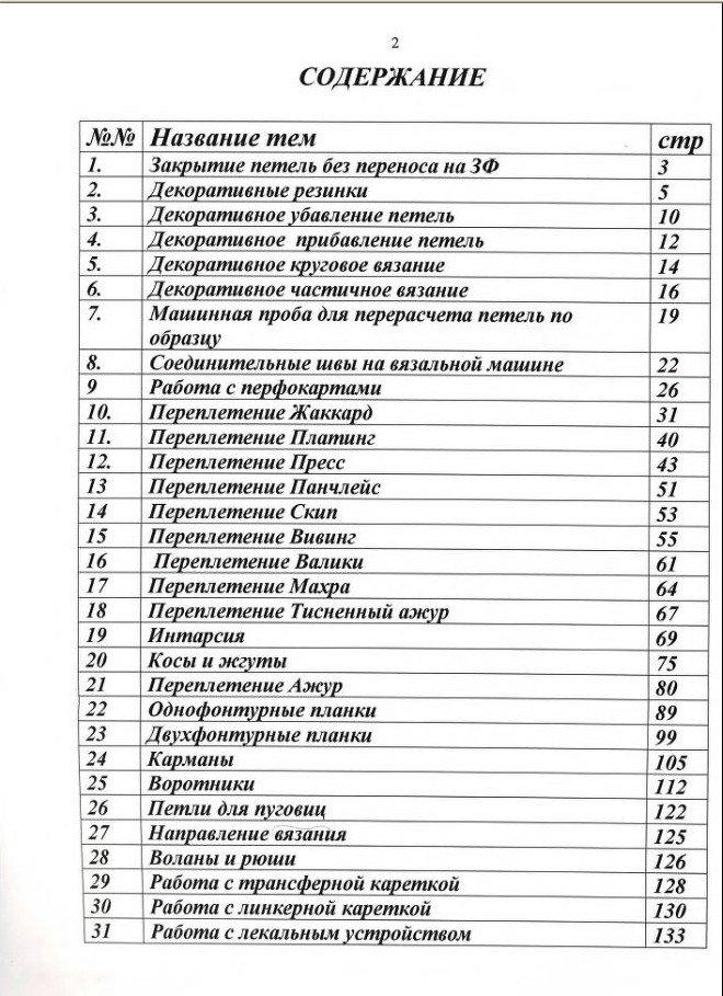Начальный курс по обучению вязания на вязальной машине SILVER REED   - Страница 3 6f1eb6b6664f