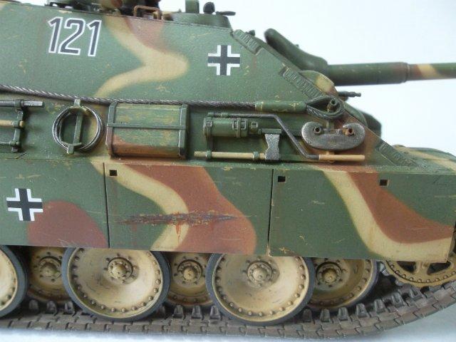 Jagdpanther, 1/35, («Tamiya» 35203). - Страница 2 3c7abdd09b25
