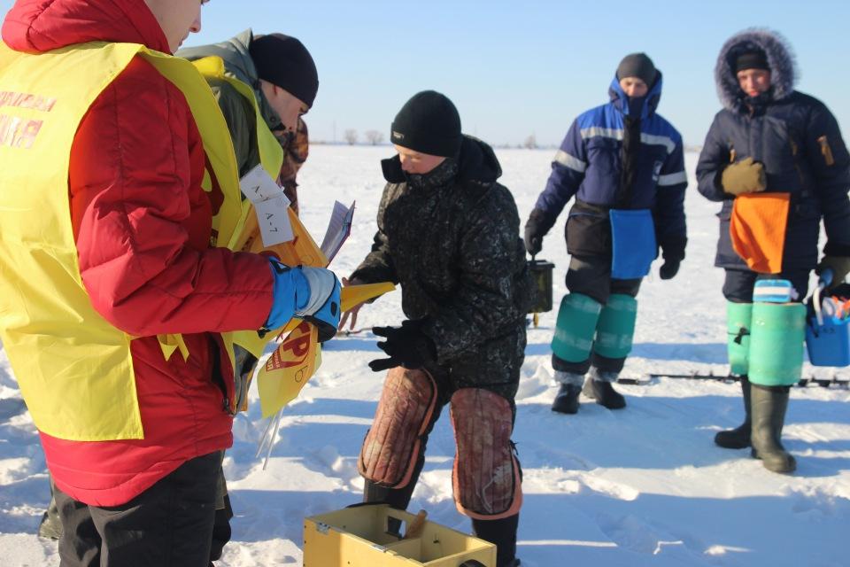 Первенство города Кургана по ловле на мормышку со льда среди юношей и девушек с 14 до 17 лет. 813c92641752