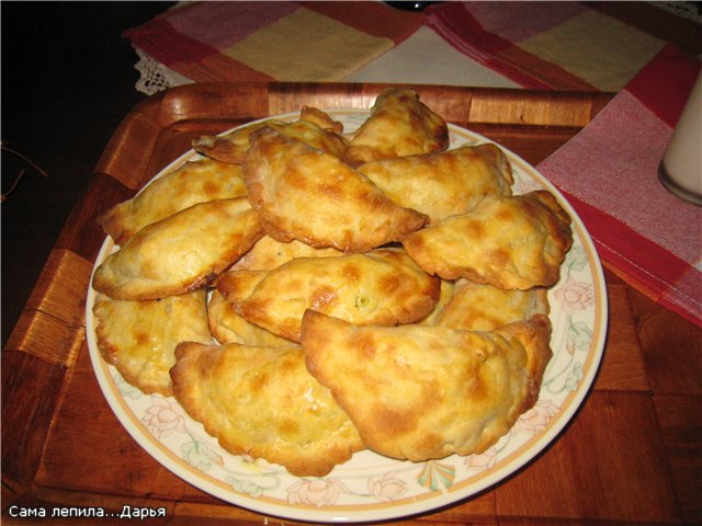 Пирожки, лепешки, бублики (несладкие) - Страница 2 9d3f5fd7bd16