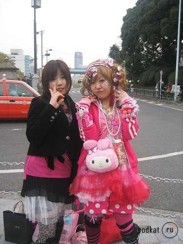 Японская мода ^^ F05495b0404e