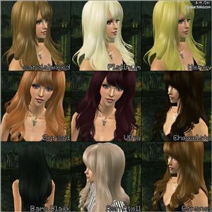 Женские прически (длинные волосы) - Страница 3 7a71d8bbdcddt