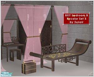 Спальни, кровати (восточные мотивы) - Страница 3 Efdd80beea2b