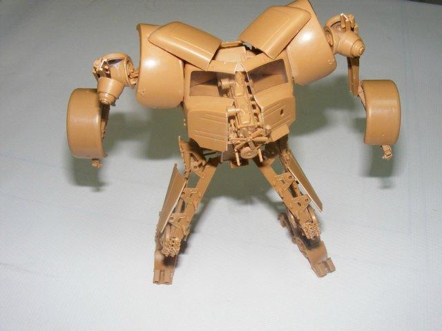 Робот трансформер(не трансформирующийся правда :) ) 6d3a84b55ec2