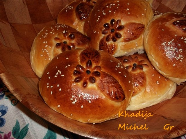 Мароканские сладкие булочки. D49c723ee1a1