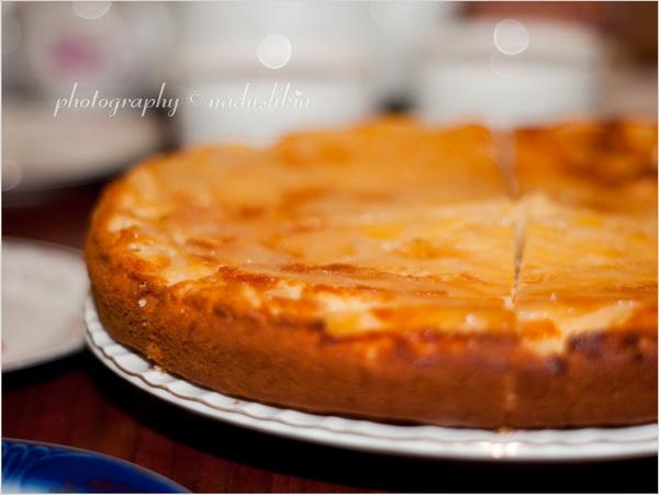 Яблочный Золотой тортик 2ba2c450a621