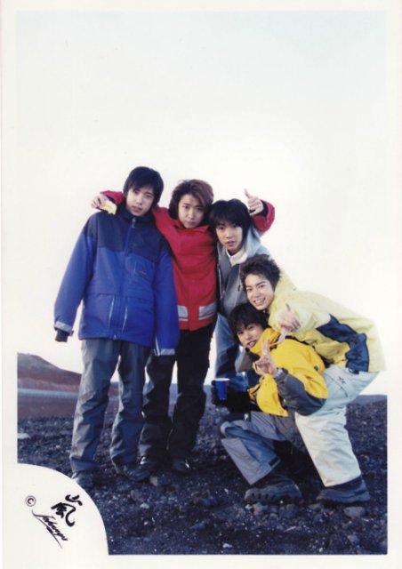 ARASHI. Радужные мальчики - 2 - Страница 18 B7b967be837e