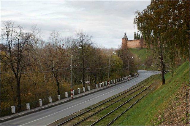 Старый-новый Нижний Новгород. 4286a417e1a2