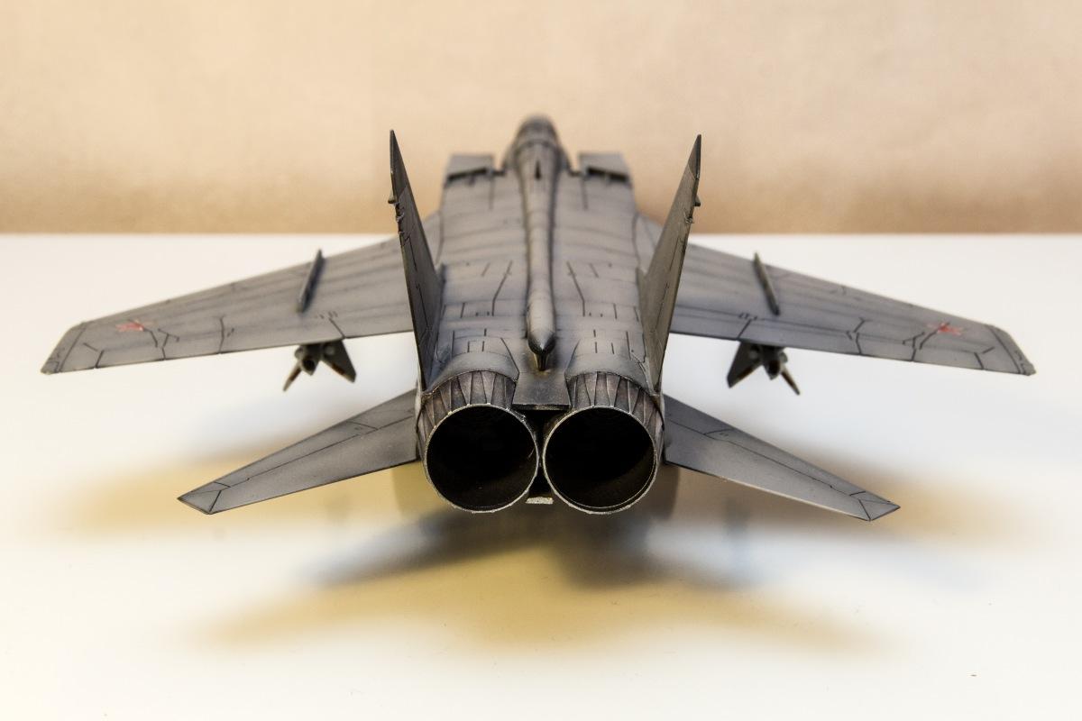 МиГ-31. Звезда, 1:72 7cf12ecf2536