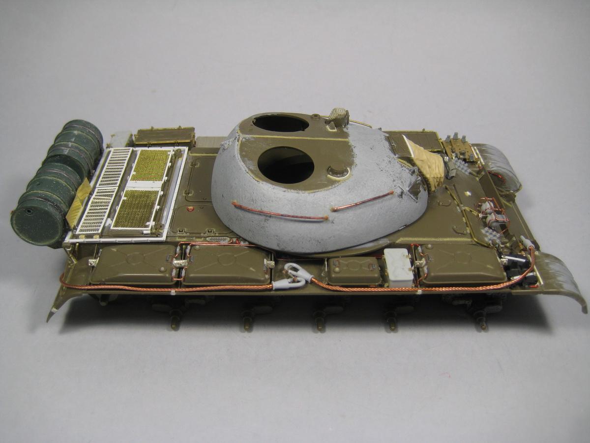 Т-55. ОКСВА. Афганистан 1980 год. - Страница 2 F76b1c229955