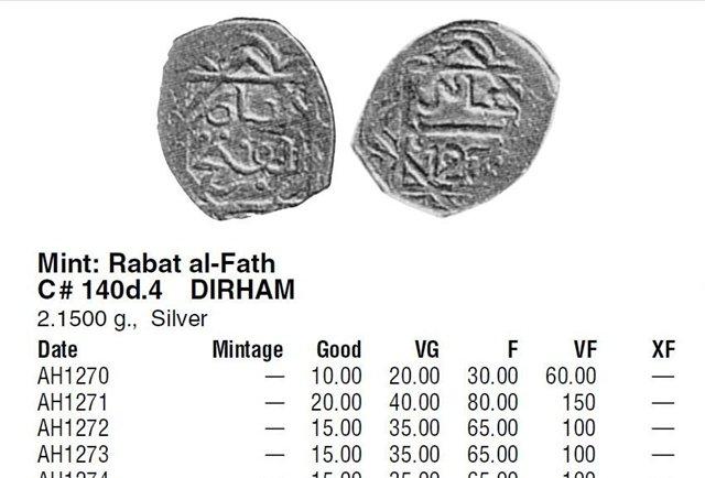 1 Dirham. Marruecos.  Cf00c8fd6108