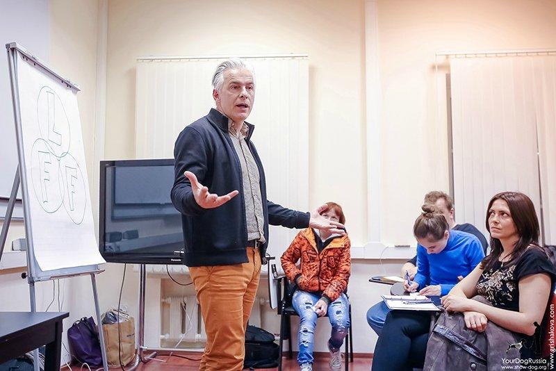 Джерард О'Ши - семинары по хендлингу и ринговой дрессировке в России - Страница 2 19a995ff7037