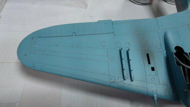Ил-2, масштаб 1/48, (Tamiya 61113). Aa9e9c458f51