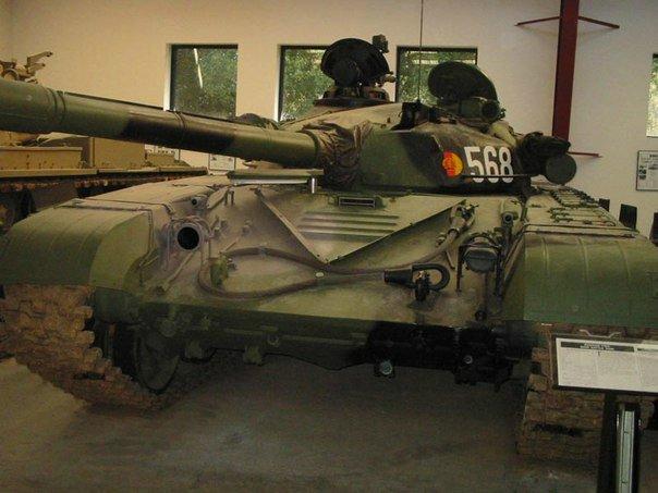 ВАЛК! Т-72М, армии ГДР 5562f38e1ef8
