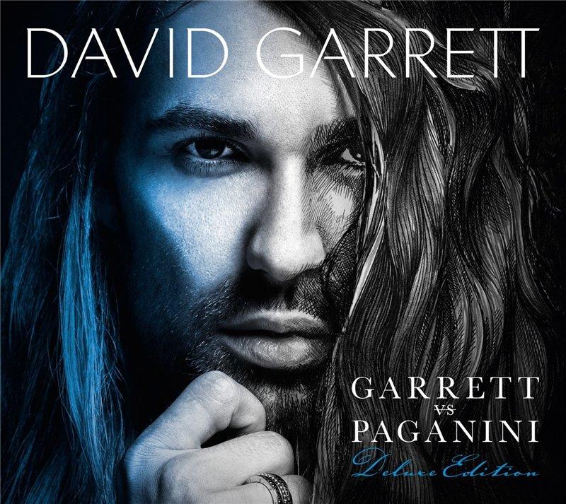Дэвид Гарретт, Паганини XXI века A25468f2d080