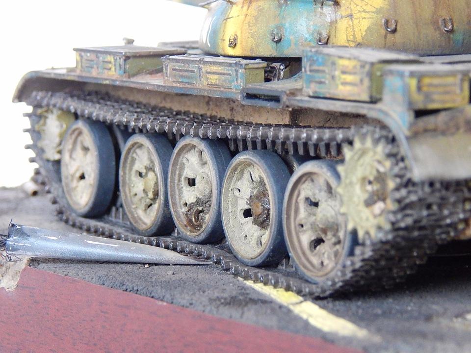 Сирийский Т-55А 9b1fcef930f1