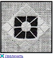 Хардангер Урок Woven and Whipped Spider webs 4bf751d3937ct
